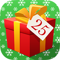 Android: Advent 2015 - 25 Christmas apps by AppChocolate